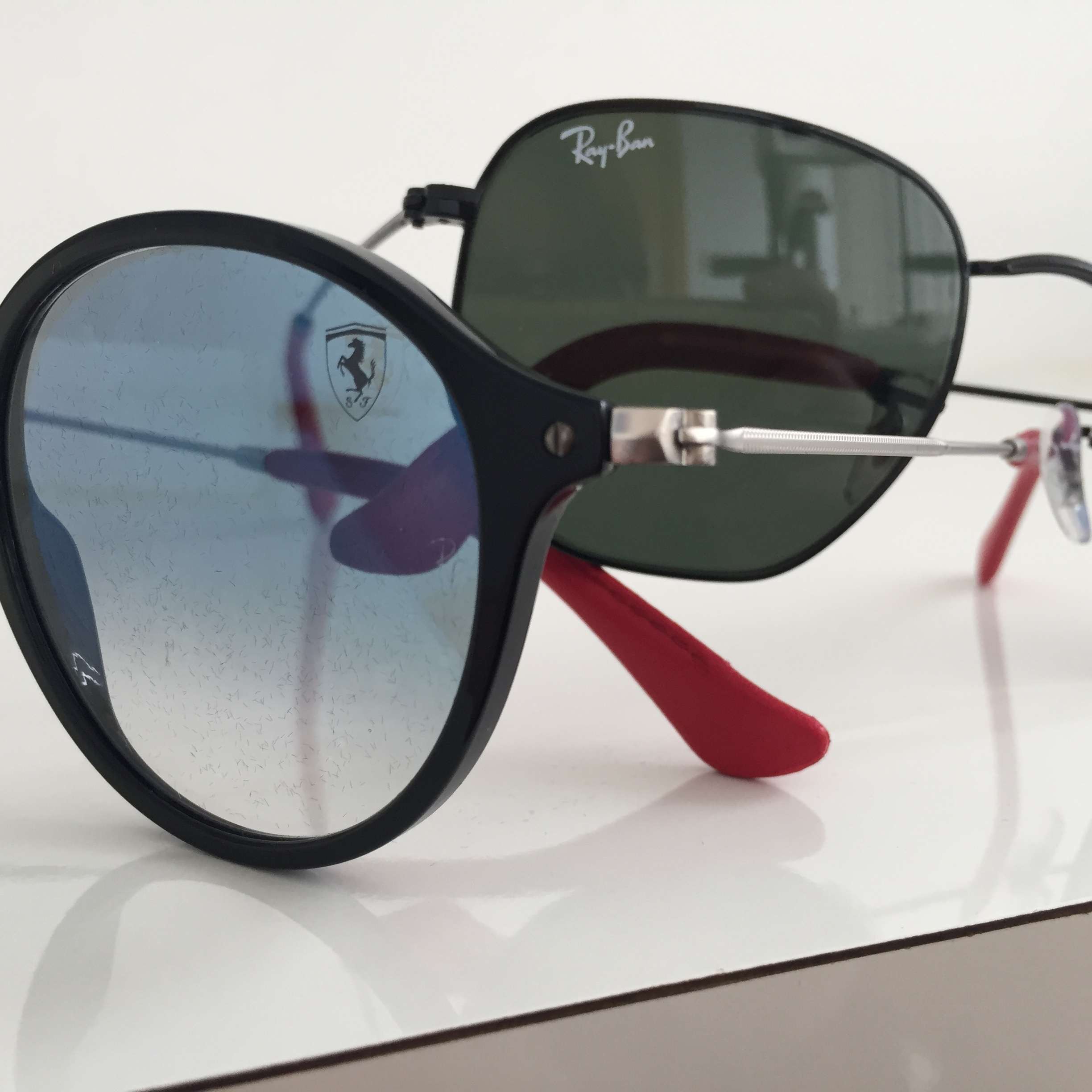 ray ban ferrari 2019 collection